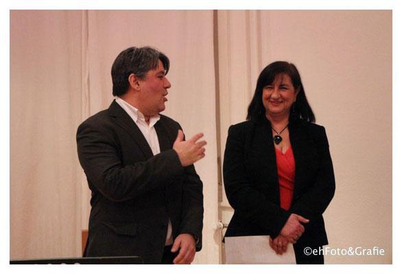 Tamás Szalay, Dott.ssa Adriana Cuffaro