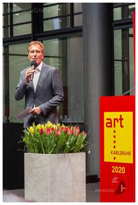 Markus Brock, Moderator