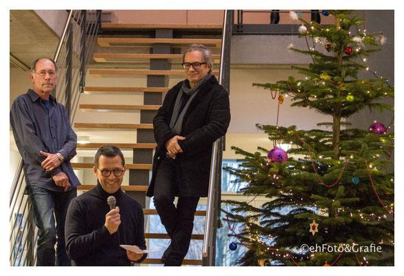Stefan Siller, Frank Paul Kistner, Frank Molliné
