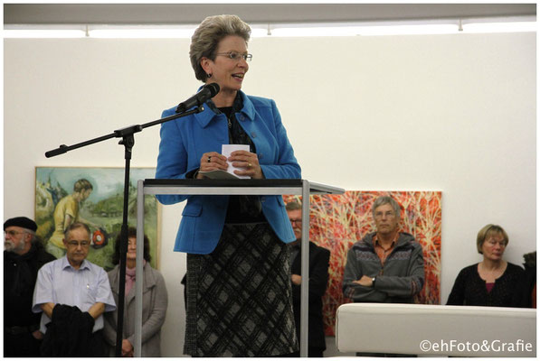 Frau Barbara Bosch Oberbürgermeisterin