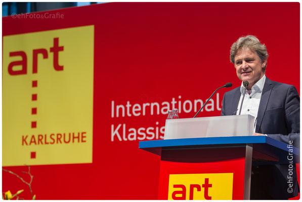 Dr.Frank Mentrup (Oberbürgermeister KA)