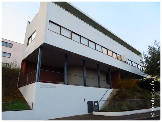 Weissenhofmuseum im Haus Le Corbusier • Stuttgart