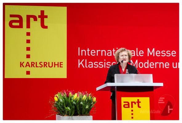 Dr. Marlene Lauter - Museumsdirektorin des Kulturspeichers Würzburg