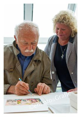 Brigitte Kuder-Bross, Künstler Janosch