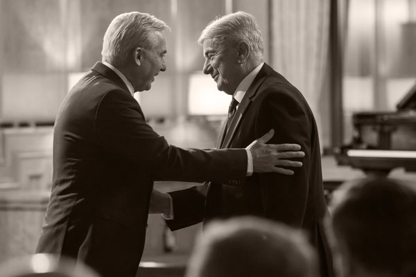 Dr. János Berényi • Generalkonsul Thomas Strobl • Minister für Inneres