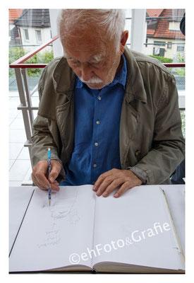 Künstler Janosch
