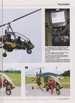 Reportage Vol moteur Trixy Aviation Volitude