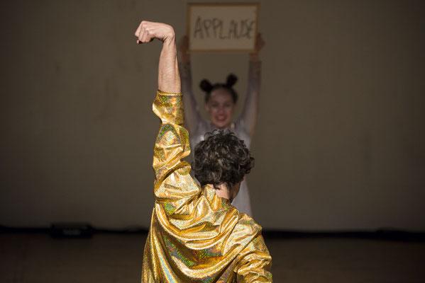 Fall Prettier at Summerhall, Edinburgh Festival Fringe ©  Pallasca Photography