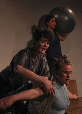 Fall Prettier at The Space Theatre, London © Liv Barath