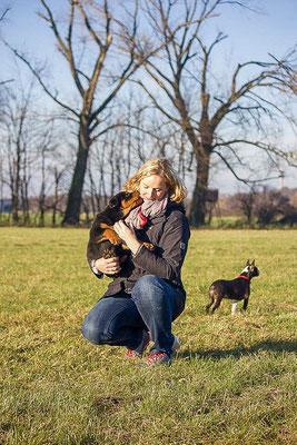 Shooting Rottweiler von der Rheinfähre - 2015 - Foto: SINA