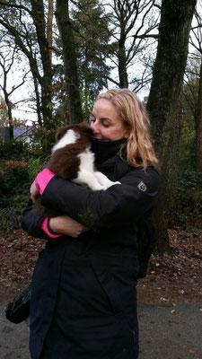 Welpenshooting in den Soester Duinen in den Niederlanden - Traumkulisse & Traumhunde - Foto: Katharina Kullmann