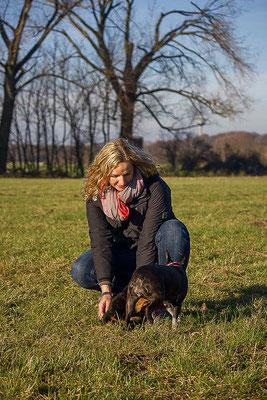 Shooting Rottweiler von der Rheinfähre - 2014 - Foto Sina