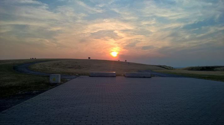 Halde Norddeutschland - 03.Juli 2015 - Fotoshooting im Sonnenuntergang mit Bab´s und den Jungs - Foto: Alex