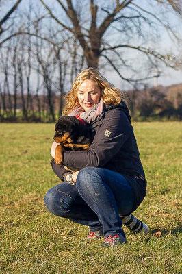 Shooting Rottweiler von der Rheinfähre - 2015  - Foto Sina