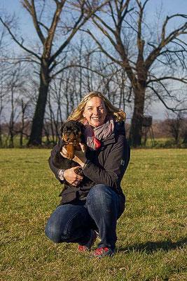 Shooting Rottweiler von der Rheinfähre - 2014 - Foto: Sina
