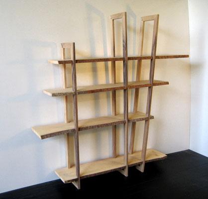 L'Atelier Marquis - étagère bibliothèque démontable en bois massif