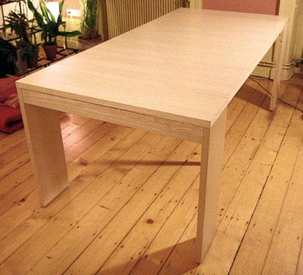 Mobiler ébénisterie Marquis - Table console à rallonge