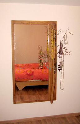 Miroir présentoir à bijoux