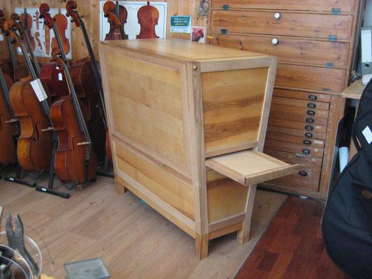 L'Atelier Marquis - ébénisterie d'art - Comptoir de luthier
