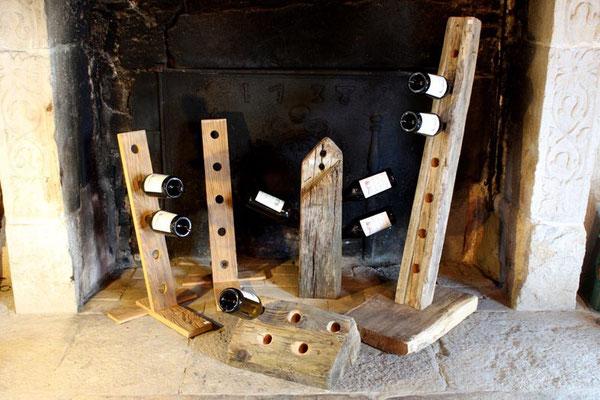 L'Atelier Marquis - objets déco - Présentoirs à bouteilles