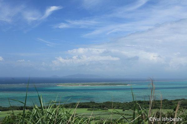 小浜島から