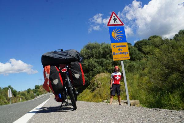 Der Camino - da fing alles an - siehe oben...