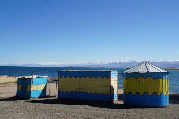Am Isikul - Strandbuden...
