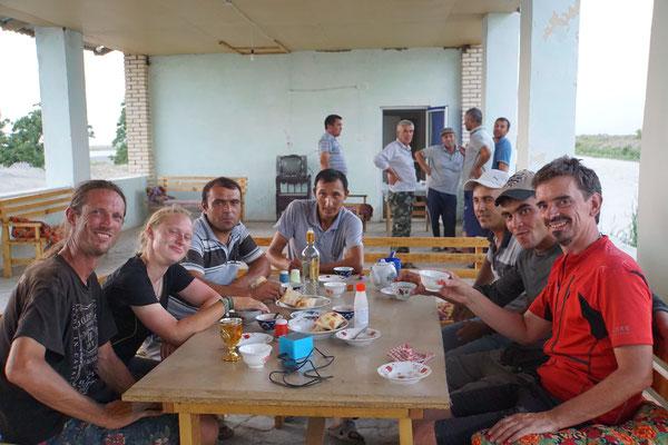 """Wir feiern die """"Befreiung"""" der aus Turkmenistan """"deportierten"""" Deutschen..."""