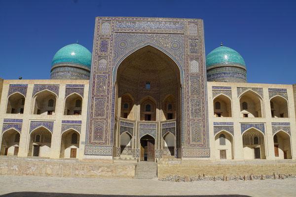 Bukhara...