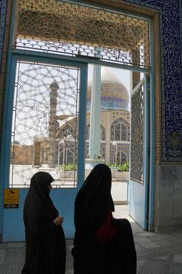 Moschee von aussen...