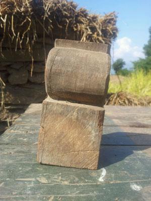 Nicht einfach ein Stück Holz  -  eine einmaliges Erinnerungsstück - ein Unikat