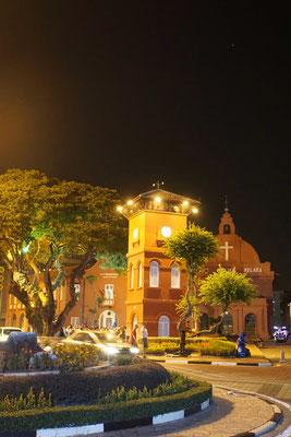 Der Clock Tower - jede Kolonialstadt hat offenbar einen solchen als Überbleibsel...