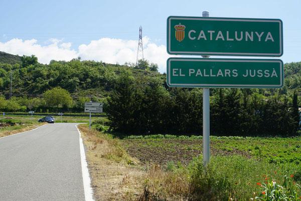 Tja, nun reise ich also nach Catalunya ein - Spanien oder nicht Spanien - das ist hier die Frage...