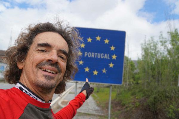 Ausreise aus Portugal...