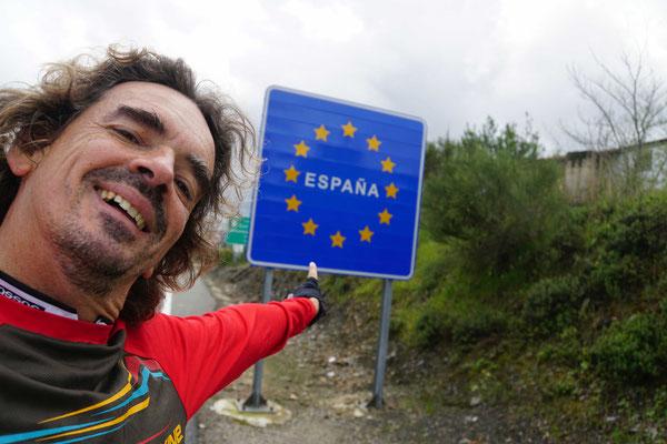 Einreise nach Spanien...