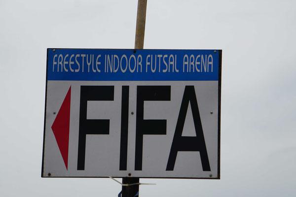 Nun weiss auch ich als Nichtfussballer, was FIFA eigentlich heisst...
