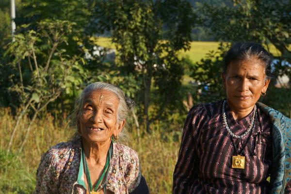Im Portrait... Ja, diese Gesichter erzählen Geschichten..