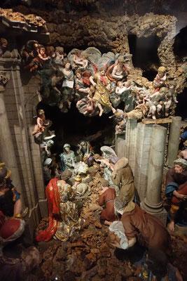 Diese Krippe in der Basilica de Estrela sollte man gesehen haben; findet man, wenn man neugierig ist