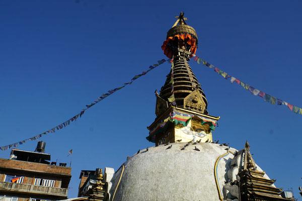 Stupa...