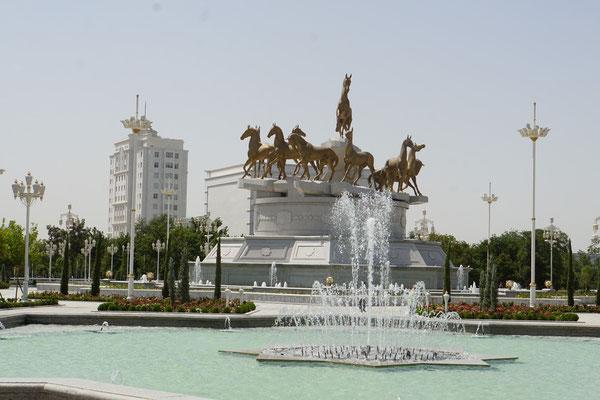 Ashgabat...