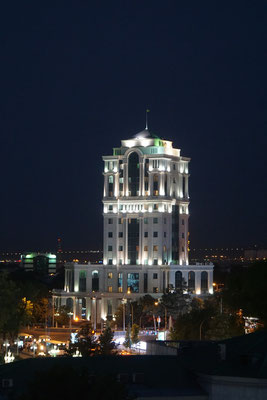 Ashgabat by Night...