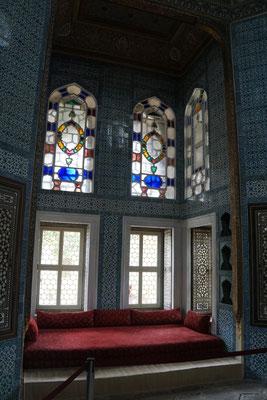 1001 Nacht im Topkapi Palace...