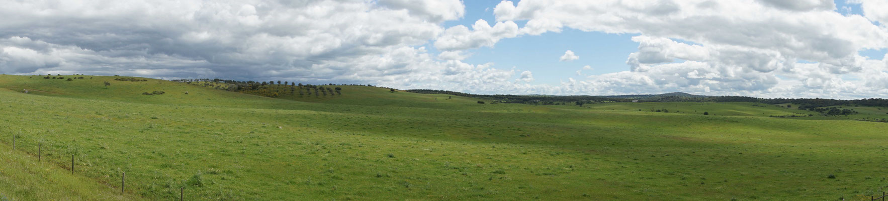 Schöne Landschaft... Prächtig...