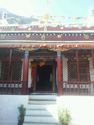 Marpha - Tempel