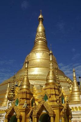 Shwedagon Pagode...
