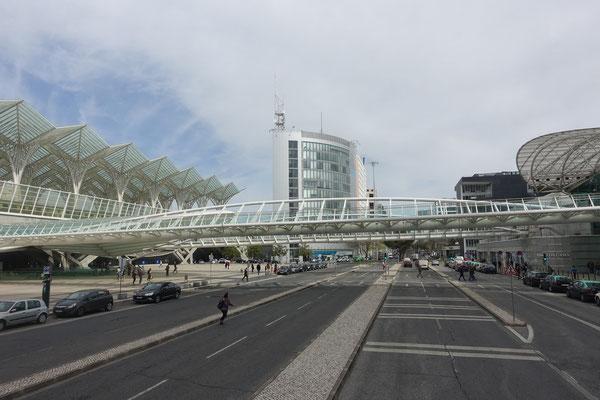 Stararchitekt Calatrava lässt grüssen