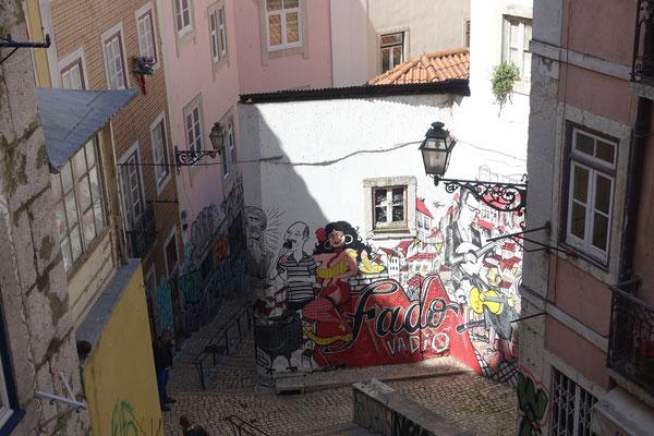 Der Fado ist die Musik der Portigiesen