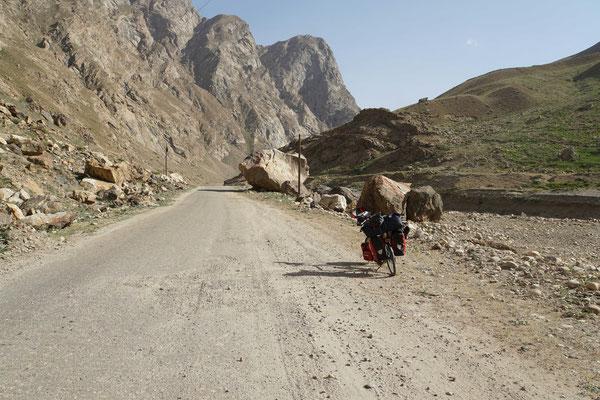 Auf geht's ins Wakhan Valley...
