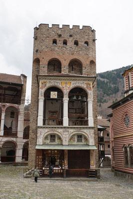 Glockenturm...