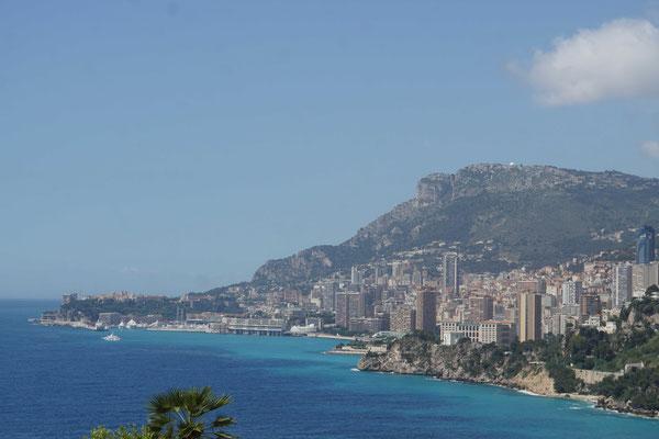 Monaco - Reichtum ist nicht zwingend schön anzusehen....